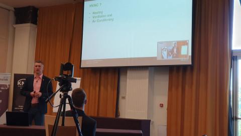 Ziua KNX Transilvania + Seminar HVAC